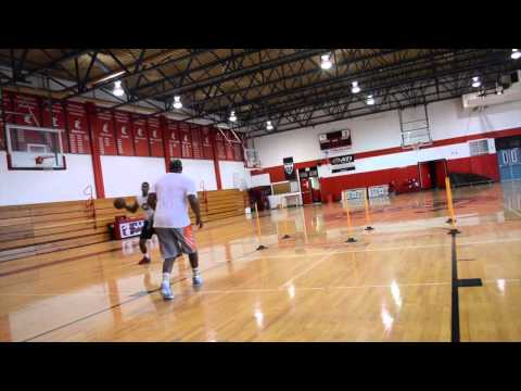 FCS Workouts w/ Earl Brown