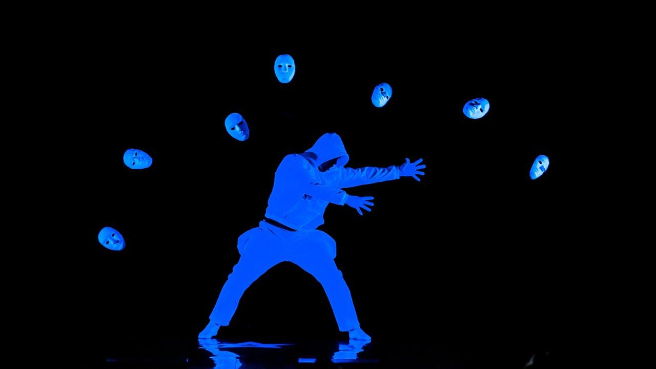 U V Light Dance Performance By C L C Meloor Hd Video