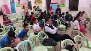 2017學年梨木樹天主教小學才藝表演 6B
