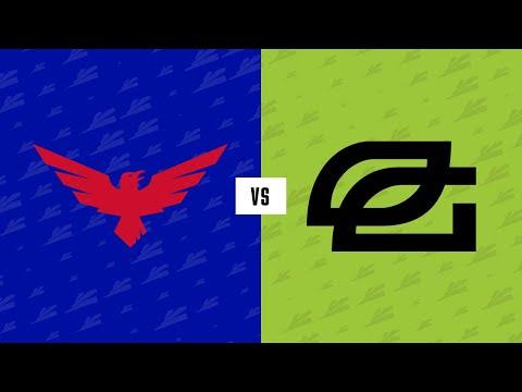 Group Stage   London Royal Ravens Vs OpTic Gaming LA   Florida Mutineers Home Series   Day 1