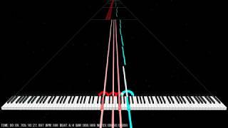[MIDITrail Piano Tutorial] Kumikyoku Nico Nico Douga Medley