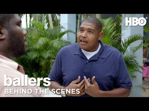 Inside The Episode #6 with Omar Benson Miller and Dwayne Johnson - Ballers Season Two (HBO)