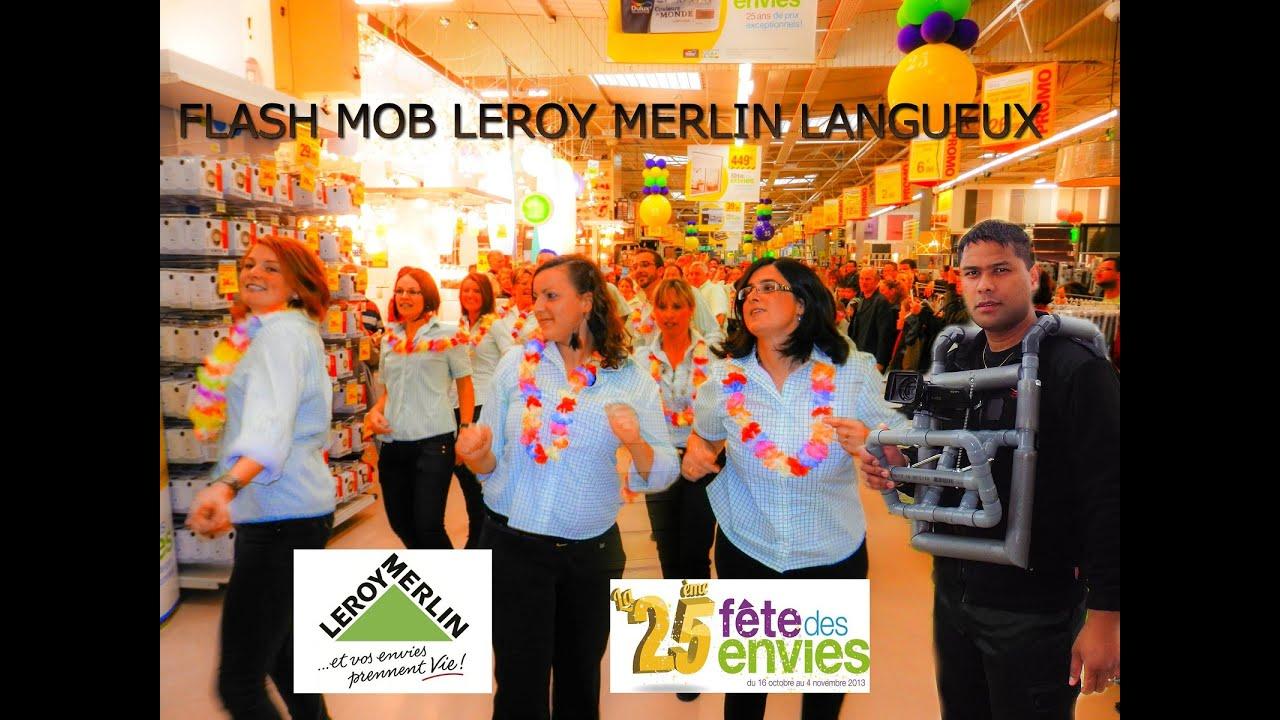 flashmob leroy merlin langueux disponible sur dailymotion. Black Bedroom Furniture Sets. Home Design Ideas