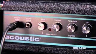 Video Acoustic B200H Bass Head download MP3, 3GP, MP4, WEBM, AVI, FLV November 2018