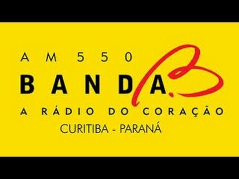 Prefixo - Rádio Banda B 550 KHz e 650 KHz - Curitiba/Cambará - PR