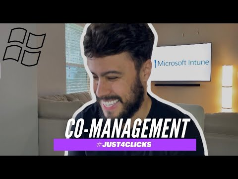 Enable co-management in