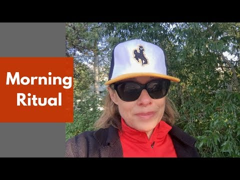 Productivity Tip: The importance of your morning ritual