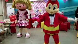 Trumpets Jollibee & Hetty mix , May 3 Bibe