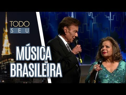 Angela Maria E Agnaldo Rayol Fazem Homenagem Ao Dia Das Mães - Todo Seu (11/05/18)