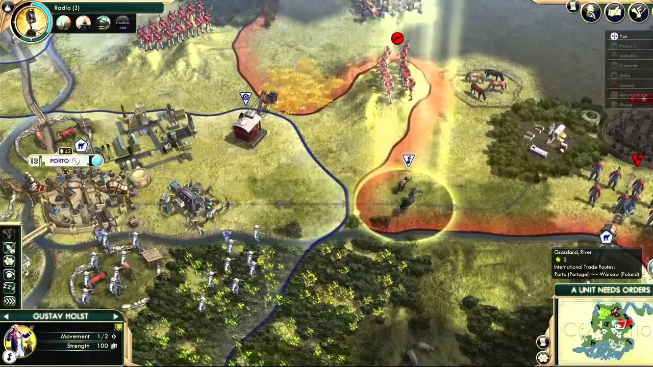 Civilization V Brave New World en Español - Impresiones, resumen .