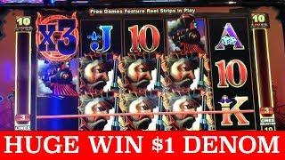 HUGE ENFORCER WIN @ River Rock Casino | NorCal Slot Guy