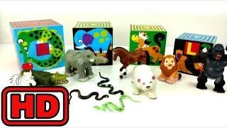 Kid -Kids -Learn Alphabets ABC/Toy Surprises/zoo,Farm,Sea Animals/Dinosaur,Lion/slime Stress Ball