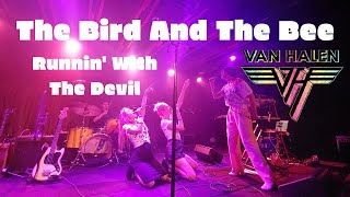 The Bird And The Bee - Runnin#39 With The Devil Live at Crescent Ballroom 82819