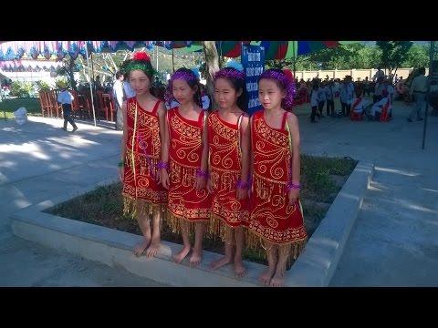 Múa Niềm vui của em lớp 5A2 trường Tiểu học Tiên Hoàng