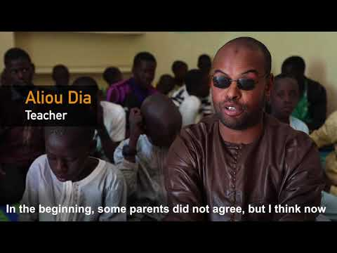 GPE's impact on education in Senegal