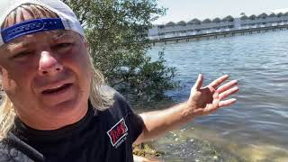 """Donnie Baker Returns with River Confessions! The """"Jeep-Truck!"""""""