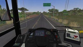 OMSI 2 - Brasil Viagem (Ultrapassagens Perigosas)