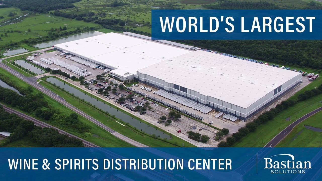 Wine Spirits Distribution Center