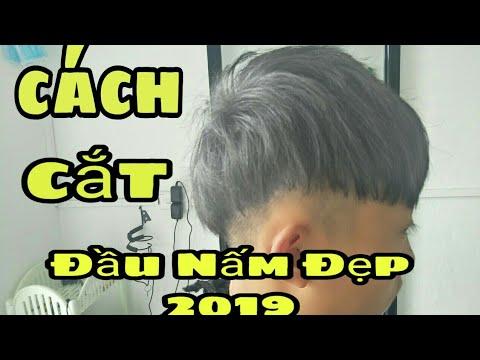 Chia sẻ cách cắt kiểu ĐẦU NẤM nhanh&đẹp 2019/TKQ Hair