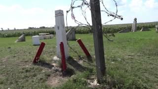 Austria, Hungary, Slovakia tri-point border area