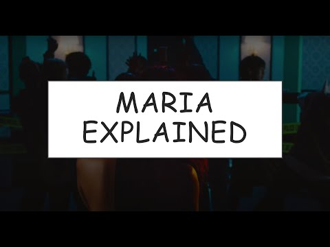 Hwasa Maria Theory