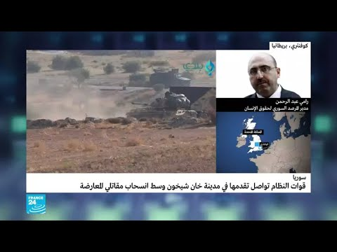 هيئة تحرير الشام تصدر بيانا بشأن خان شيخون وريف حماة الشمالي  - نشر قبل 3 ساعة