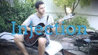 Rise Against - Injection (Acoustic Music Cover)