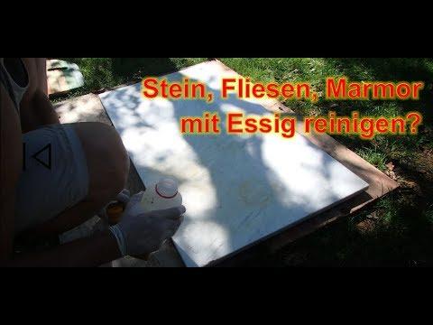 versuch marmor mit essig reinigen youtube. Black Bedroom Furniture Sets. Home Design Ideas