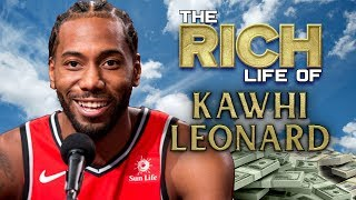Download Kawhi Leonard | The Rich Life | Net Worth 2019 Forbes ( Porsche, California Mansion, Salary & more) Mp3 and Videos