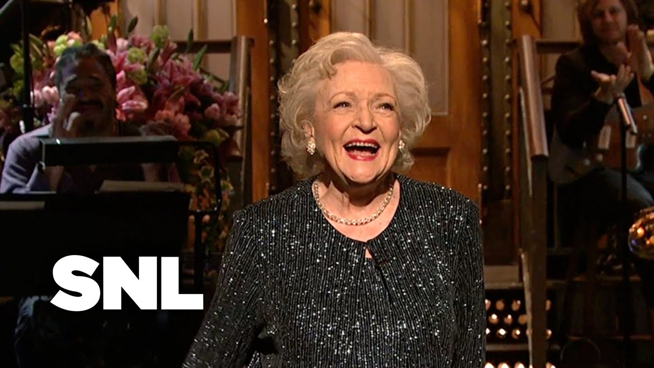 Download Betty White Monologue: Facebook - Saturday Night Live