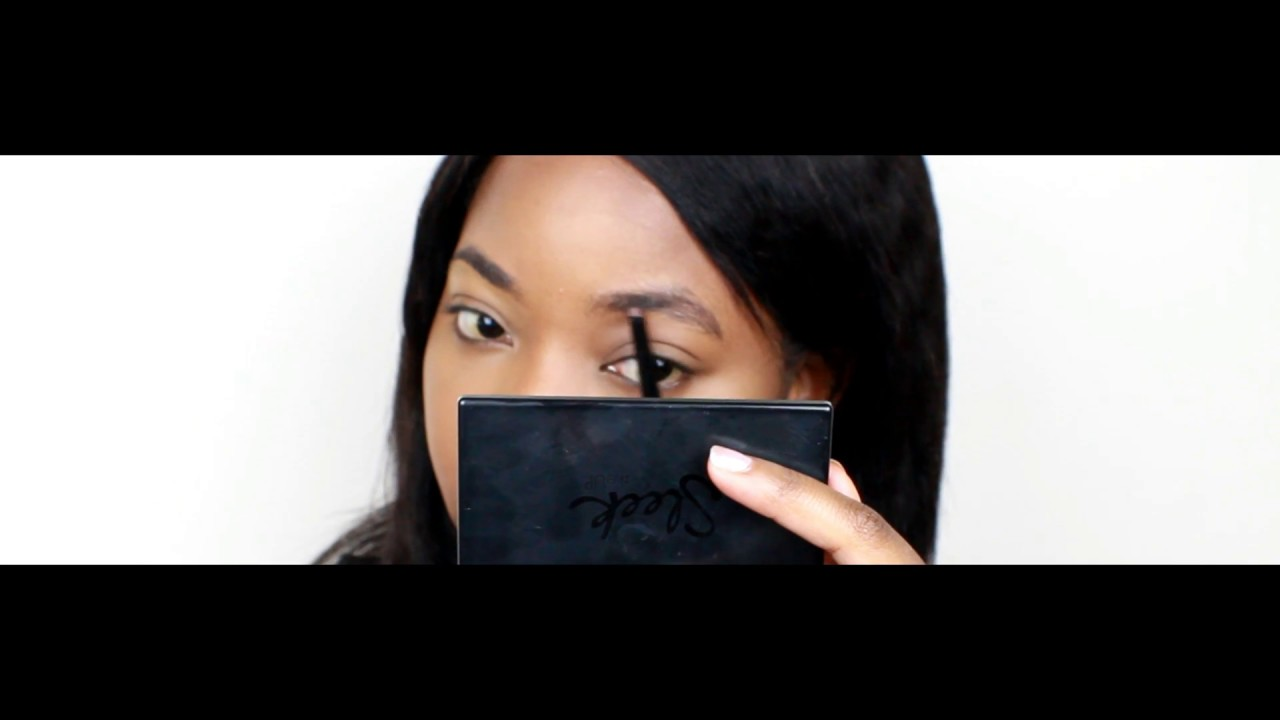 How I Save My Crusty Over Grown Eyebrows Youtube