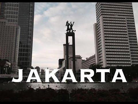 travel Vlog - trip to Jakarta ( Tengku Din's Clan )