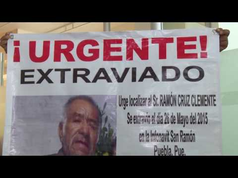 Desaparecido en Pantepec