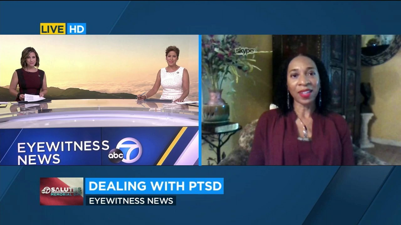 Dr. Miatta on ABC 7 News