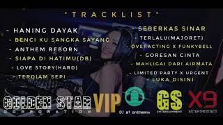 GOLDENSTAR MIXTAPE 2019 TERDIAM SEPI X TERLALU  MIXED BY DJ Ray