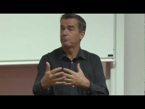 """""""The Earth is Full"""" - Paul Gilding talks at Rotterdam School of Management"""