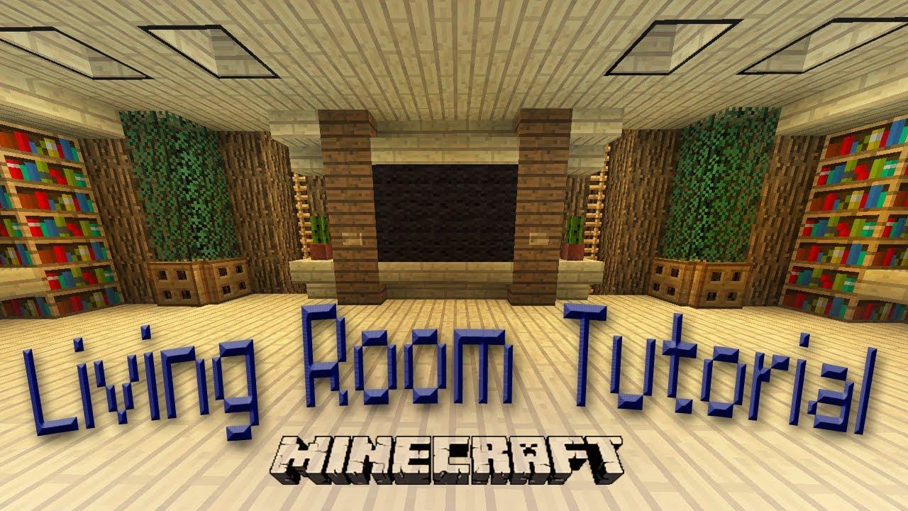 Living Room Ideas In Minecraft Jihanshanum