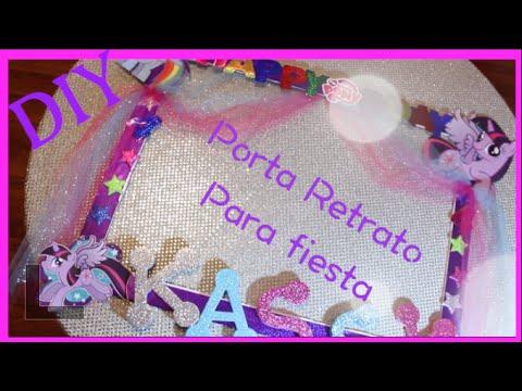 Marco De My Little Pony Para Fiesta De Cumple Años ...