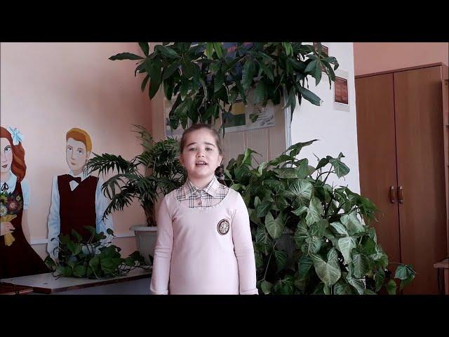 Изображение предпросмотра прочтения – ВарвараБочарова читает произведение «Июльская гроза» М.С.Сафиулина