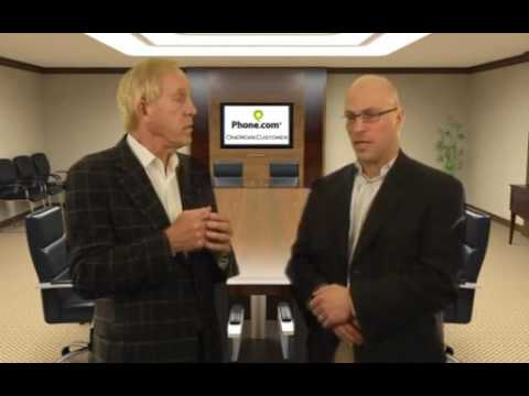 Fran Tarkenton & Ari Rabban talk Virtual Business Phone Services