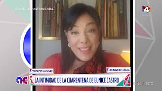 Algo Contigo - La intimidad de la cuarentena de Eunice Castro