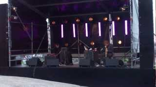 Nils Petter Molvaer & Biosphere - Monju-1 @ Sunrise 2011 Verdens Ende (The World's End) [HD]