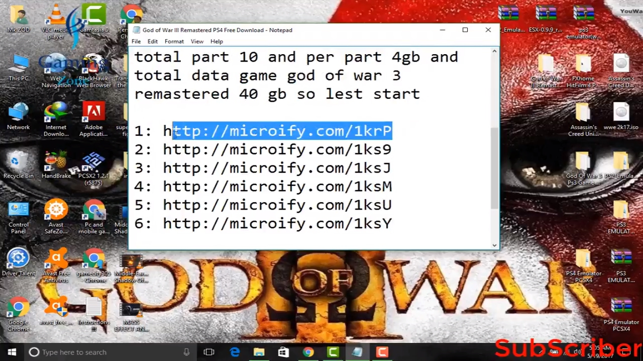 God of war 3 remastered game ps4 free download 2017 youtube.