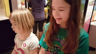 Creepy Old Toys! | Life With Jillian & Addie | Babyteeth4