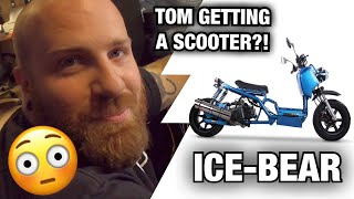 Our worst idea yet... CROSS COUNTRY SCOOTER CHALLENGE!
