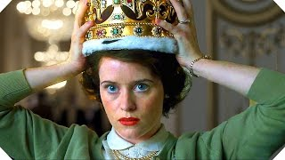 THE CROWN (Série Netflix, 2016) - Bande Annonce VF...