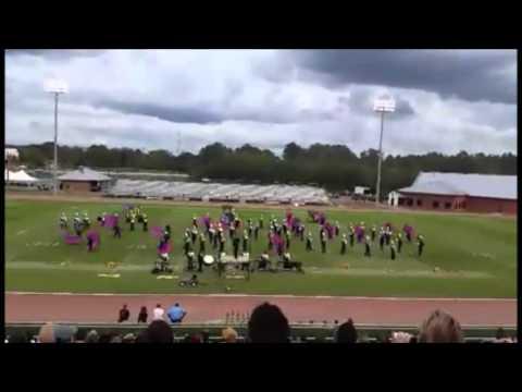 """Northeast Jones High School Band 2015 """"Stolen"""""""