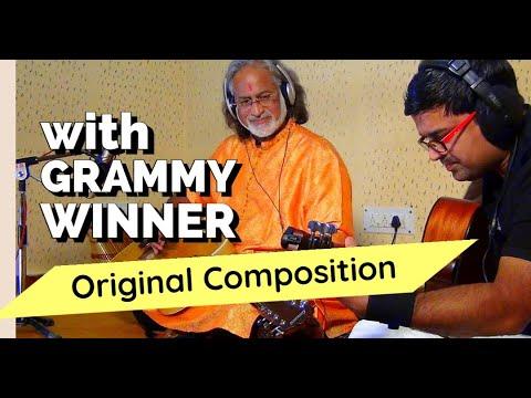 India's Top Guitarists | Vishwa Mohan Bhatt & Kapil Srivastava, Rain Music