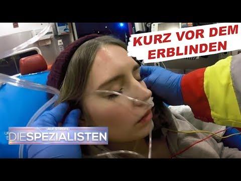 Transporter verliert Ladung: Chemikalie läuft aus   Auf Streife - Die Spezialisten   SAT.1 TV