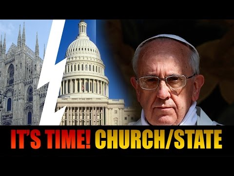 BREAKING!! Did Pope Francis just Appeal for CHURCH & STATE in EUROPE? SUNDAY LAW!